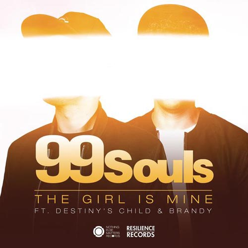 99 SOULS f/ DESTINY`S CHILD and BRANDY - THE GIRL IS MINE (EDIT)