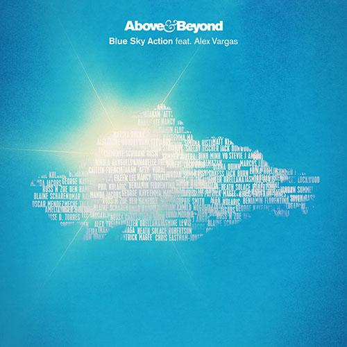 ABOVE AND BEYOND f/ ALEX VARGAS - BLUE SKY ACTION (RADIO EDIT)