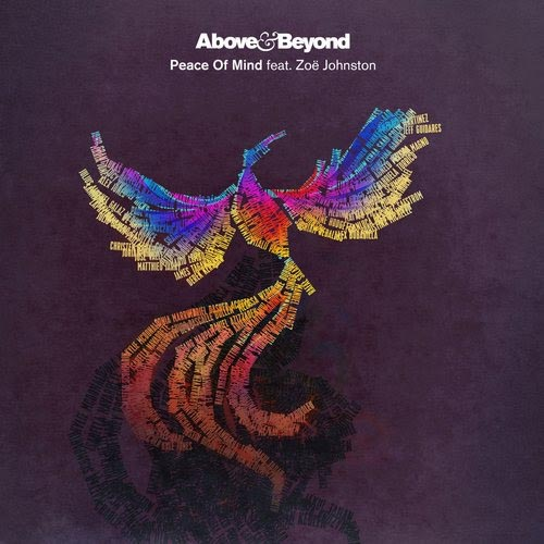 ABOVE AND BEYOND f/ ZOE JOHNSTON - PEACE OF MIND (RADIO EDIT)
