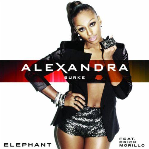 ALEXANDRA BURKE f/ ERICK MORILLO - ELEPHANT (RADIO EDIT)