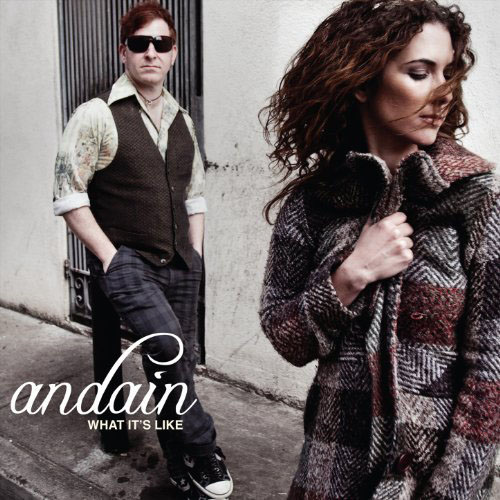 ANDAIN - WHAT IT`S LIKE (LOVERUSH UK! RADIO EDIT)