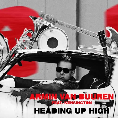 ARMIN VAN BUUREN f/ KENSINGTON - HEADING UP HIGH (ORIGINAL MIX)