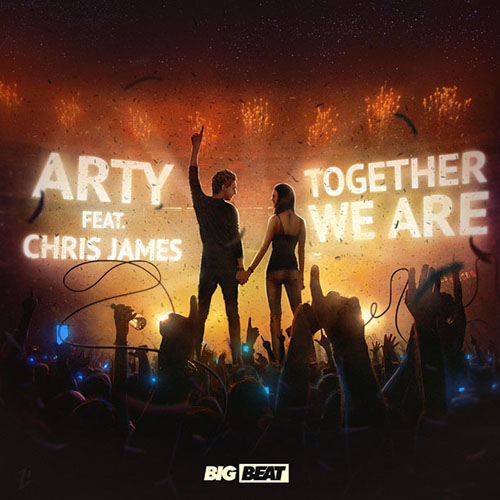 ARTY f/ CHRIS JAMES - TOGETHER WE ARE (RADIO EDIT)