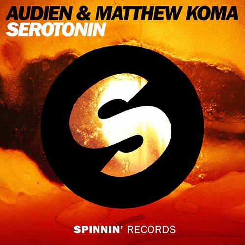 AUDIEN f/ MATTHEW KOMA - SEROTONIN (RADIO MIX)