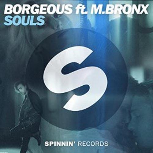 BORGEOUS f/ M.BRONX - SOULS