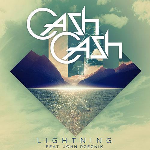 CASH CASH f/ JOHNNY RZEZNIK - LIGHTNING (RADIO EDIT)