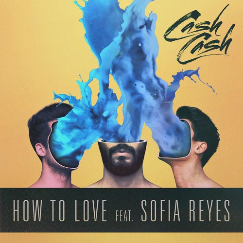 CASH CASH f/ SOPHIA REYES - HOW TO LOVE