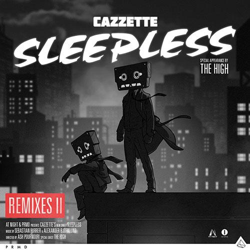 CAZZETTE - SLEEPLESS (RADIO EDIT)