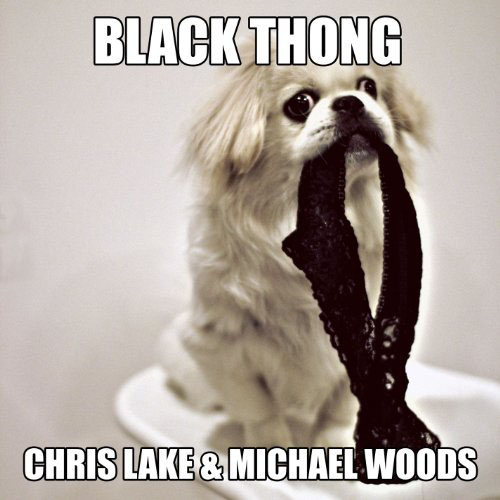 CHRIS LAKE and MICHAEL WOODS - BLACK THONG (RADIO EDIT)