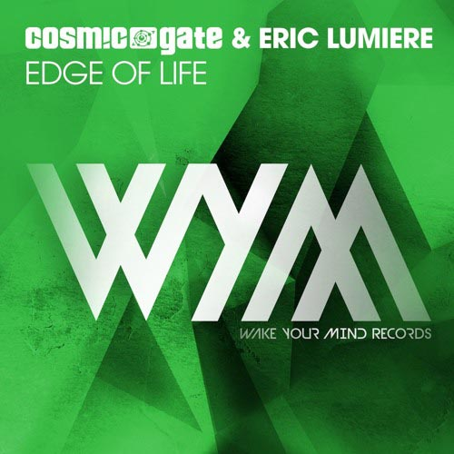 COSMIC GATE and ERIC LUMIERE - EDGE OF LIFE (ORIGINAL)