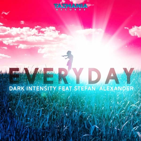 DARK INTENSITY F/ STEFAN ALEXANDER - EVERYDAY (RADIO EDIT)
