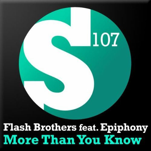 FLASH BROTHERS f/ EPIPHONY - MORE THAN YOU KNOW (RAM RADIO EDIT)