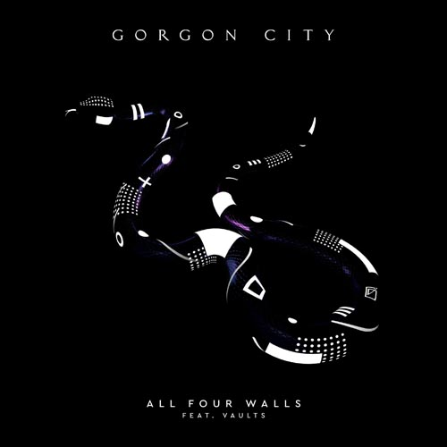 GORGON CITY f/ VAULTS - ALL FOUR WALLS (RADIO EDIT)