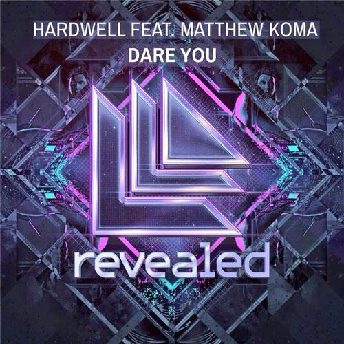 HARDWELL f/ MATTHEW KOMA - DARE YOU (RADIO EDIT)