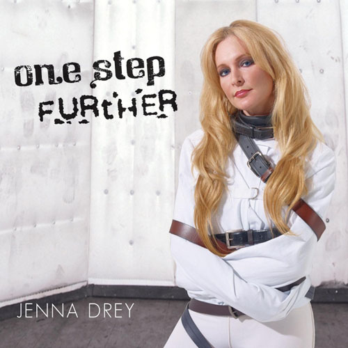 JENNA DREY - ONE STEP FURTHER (LENNY B RADIO EDIT)