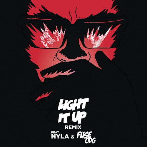 MAJOR LAZER f/ NYLA and FUSE DG - LIGHT IT UP (REMIX)