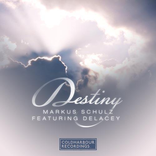 MARKUS SCHULZ f/ DELACEY - DESTINY (RADIO EDIT)