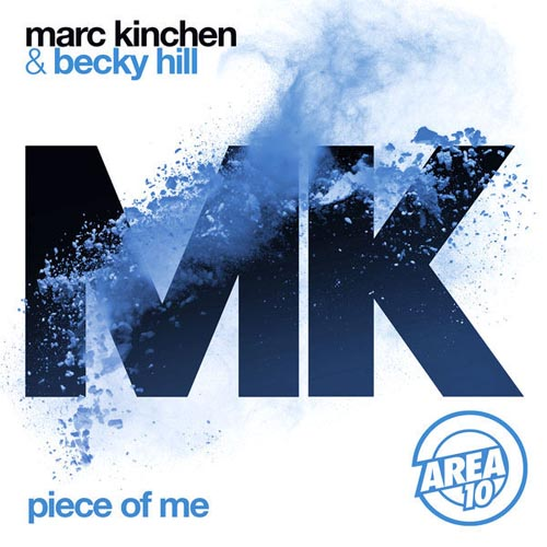 MK and BECKY HILL - PIECE OF ME (RADIO EDIT)