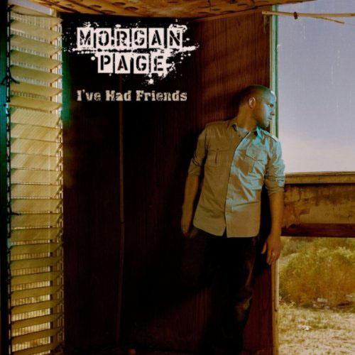 MORGAN PAGE f/ JAN BURTON - I`VE HAD FRIENDS (JEAN ELAN RADIO EDIT)