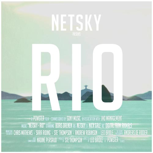 NETSKY - RIO (RADIO EDIT)