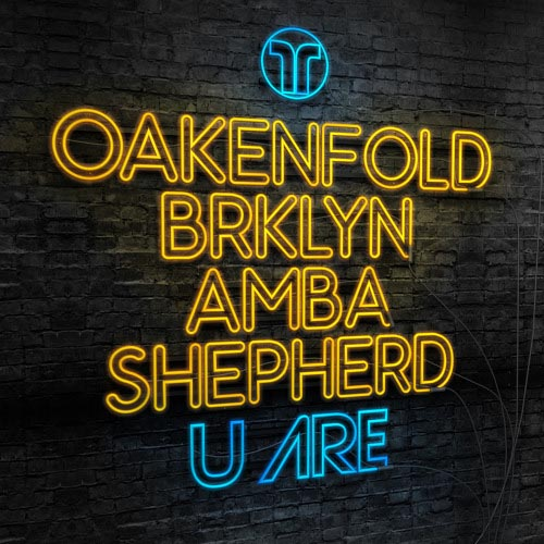 PAUL OAKENFOLD x BRKLYN x AMBA SHEPHERD - U ARE (RADIO EDIT)
