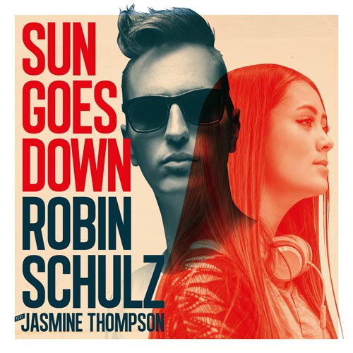 ROBIN SCHULZ f/ JASMINE THOMPSON - SUN GOES DOWN (ORIGINAL RADIO EDIT CLEAN)