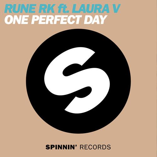 RUNE RK f/ LAURA V - ONE PERFECT DAY (ORIGINAL MIX)