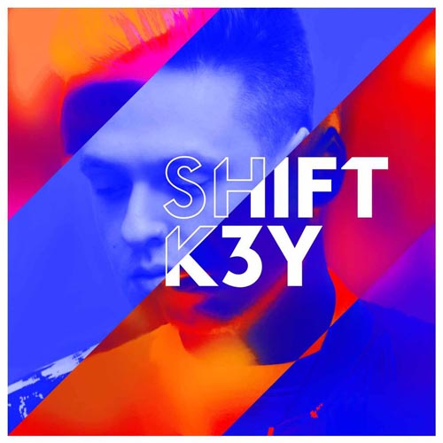 SHIFT K3Y - NAME AND NUMBER