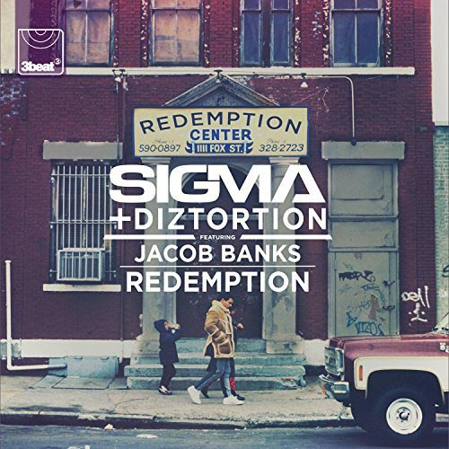 SIGMA and DIZTORTION f/ JACOB BANKS - REDEMPTION