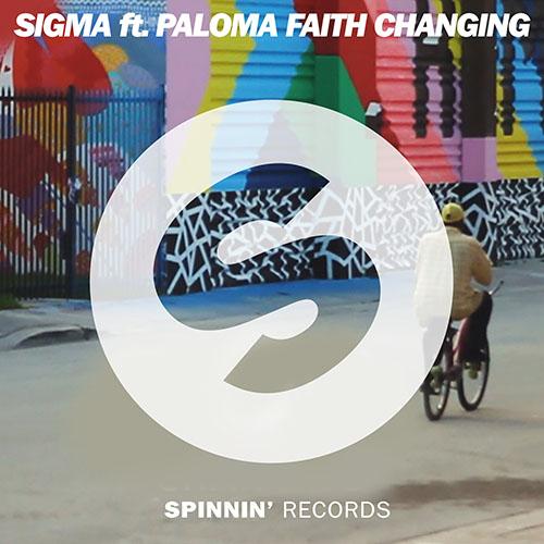 SIGMA f/ PALOMA FAITH - CHANGING (RADIO EDIT)