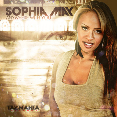 SOPHIA MAY - ANYWHERE WITH YOU (4 STRINGS VOLCAL RADIO EDIT)