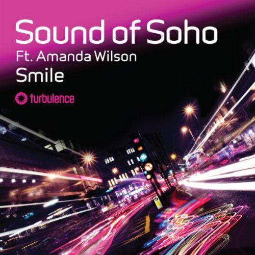 SOUND OF SOHO f/ AMANDA WILSON - SMILE (ORIGINAL RADIO EDIT)