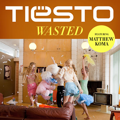 TIESTO f/ MATTHEW KOMA - WASTED (RADIO EDIT)