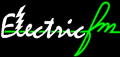 ElectricFM.com - America's Real Dance! Logo