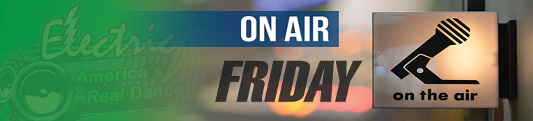 ElectricFM On-Air Schedule for Friday