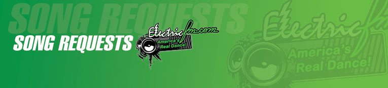 Request a Song on ElectricFM